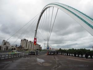 Brücke über den Ischim