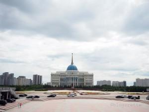 Präsidenten-Palast