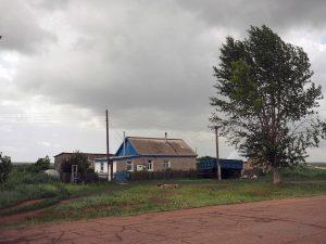 Das alte Haus meiner Tante auf dem Dorf
