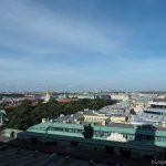 St. Petersburg von oben
